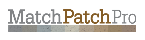 Match Patch Pro | Color Matching Concrete Repair